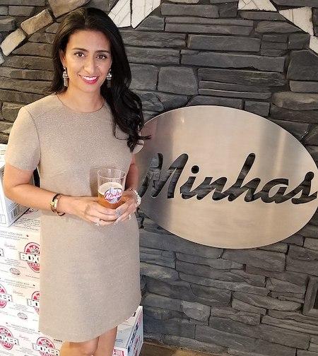 Manjit Minhas - Co-Founder/CEO of Minhas Breweries, Distilleries & Wineries